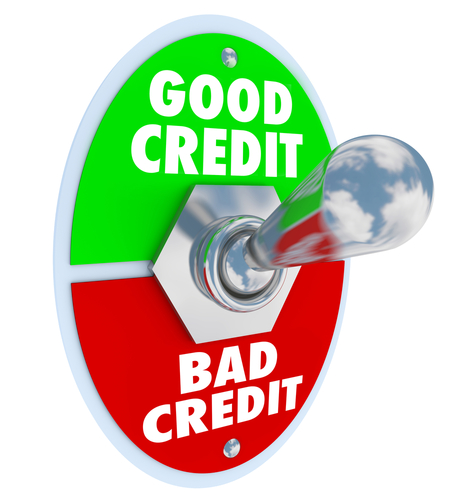 Why should you improve your credit score when living with a roommate?